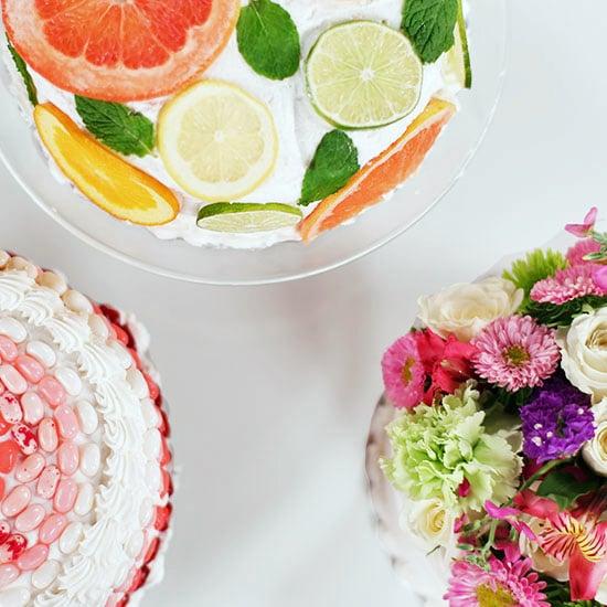 easy cake decorating ideas video popsugar food - Easy Cake Decorating