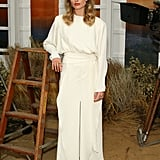 Margot Robbie at the Once Upon a Time in Hollywood Photocall