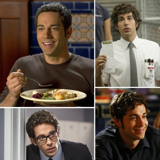 The Hair Evolution of Chuck Bartowski