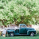 Outdoor Wedding That Gives Back
