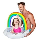 Big Mouth Toys Happy Rainbow Lil' Float