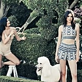 Kendall and Kylie PacSun Summer 2015 Collection