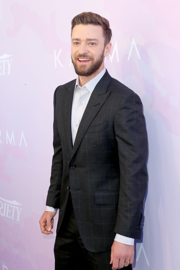 Justin Timberlake at V...