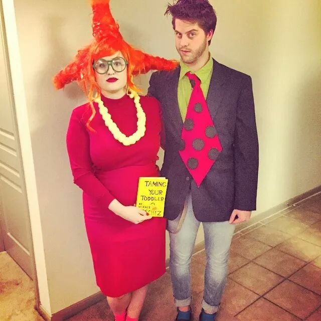 Didi and Stu Pickles From Rugrats | Best Halloween Costumes 2014 ...