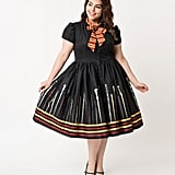 Plus-Size Minerva Swing Dress
