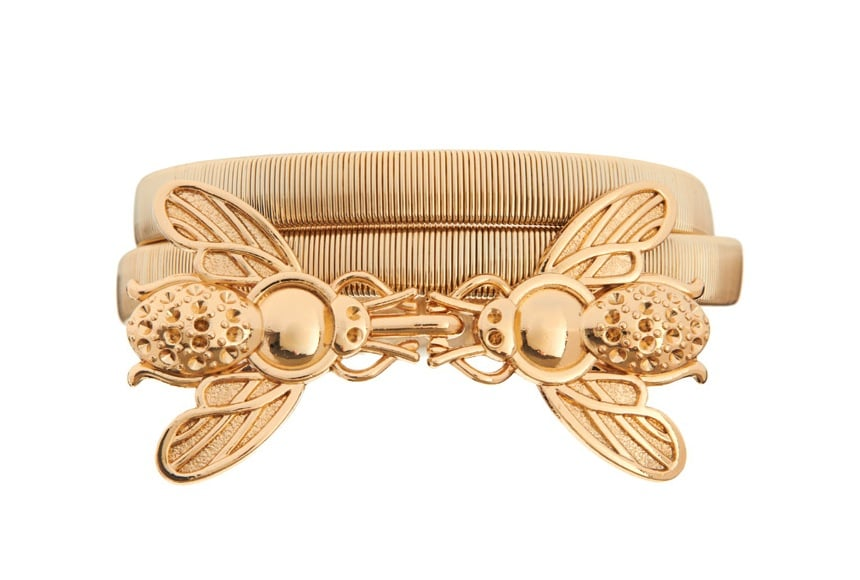 This gold bug buckled belt from ASOS ($21, originally $26) is sure to add instant quirk to anything you pair it with. It's a great conversation piece, for sure.