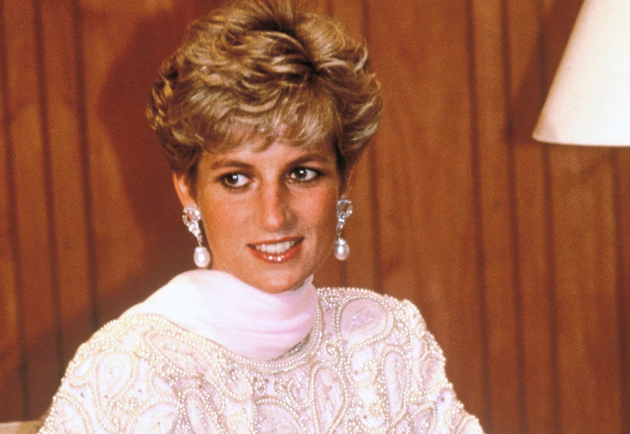Princess Diana Statue on 20th Anniversary of Death | POPSUGAR ...