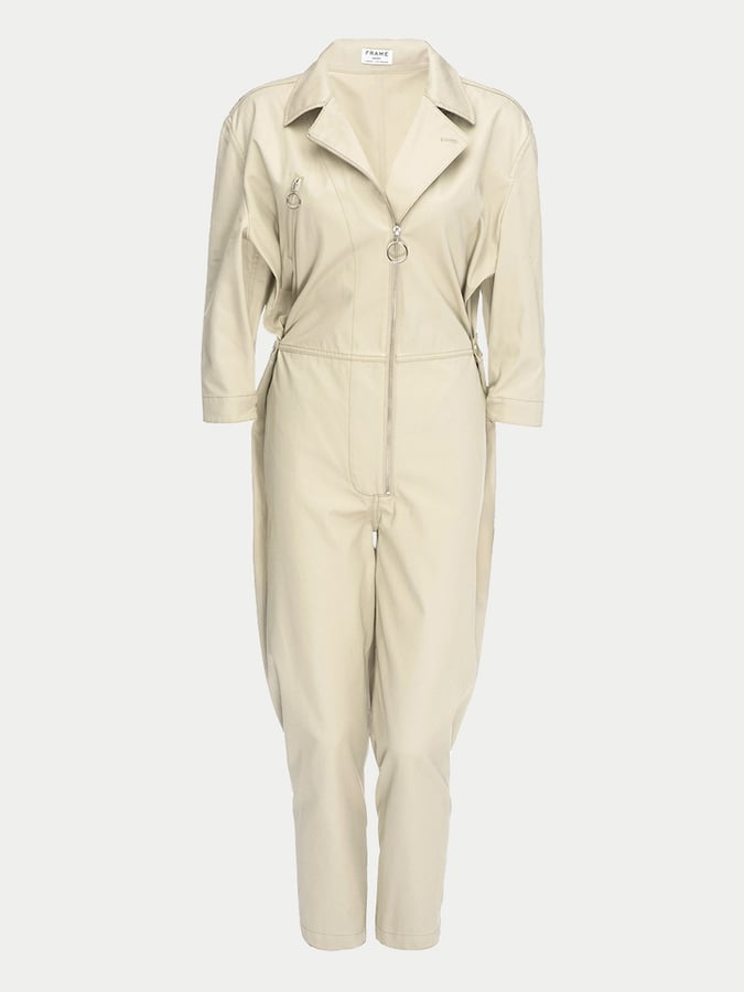 Frame Trench Jumpsuit