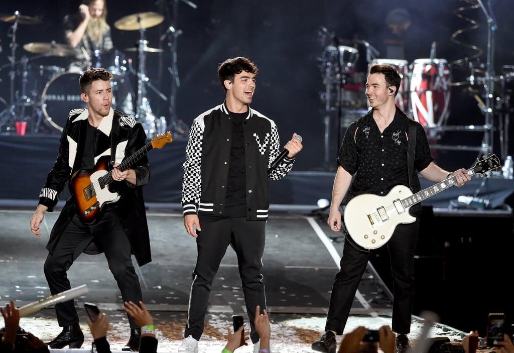 The Jonas Brothers at Wango Tango