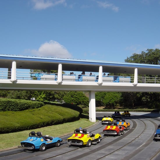 Is a Tron Roller Coaster Replacing Tomorrowland Speedway?