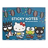 Hello Kitty Omatsuri Sticky Notes