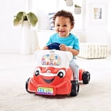 For 1-Year-Olds: Fisher Price Laugh & Learn 3-in-1 Smart Car