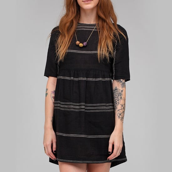 Ace & Jig Button Mini Dress, $175