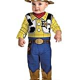 Baby's Classic Woody Costume