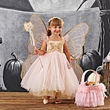 Toddler Pink Butterfly Fairy Costume