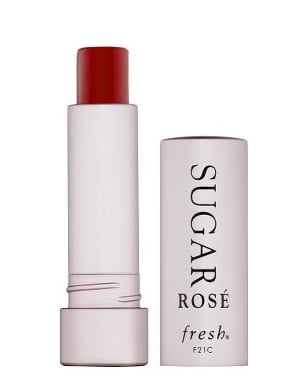 Fresh Sugar Rosè Tinted Lip Treatment SPF 15 ($23)