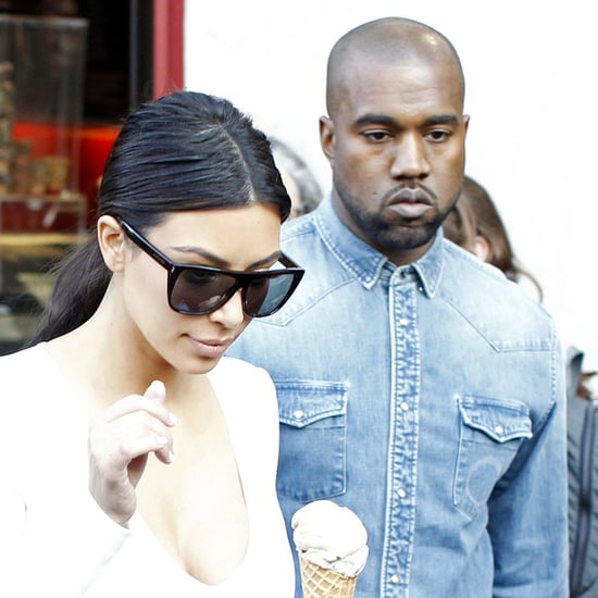Kanye West Not Smiling in 2014 | Photos
