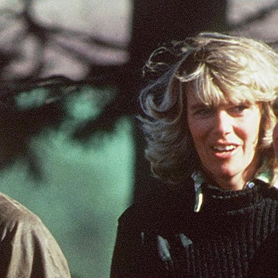 Young Camilla Parker Bowles Pictures