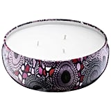 Voluspa Japanese Plum Decorative Tin Candle