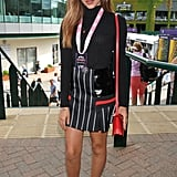Jade Thirlwall at Day 1 of Wimbledon