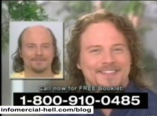 Flashback: Hair Club For Men
