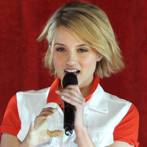 Love It or Hate It? Dianna Agron Goes Short