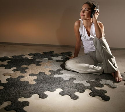 Love It or Leave It? Imperial Puzzle Rug