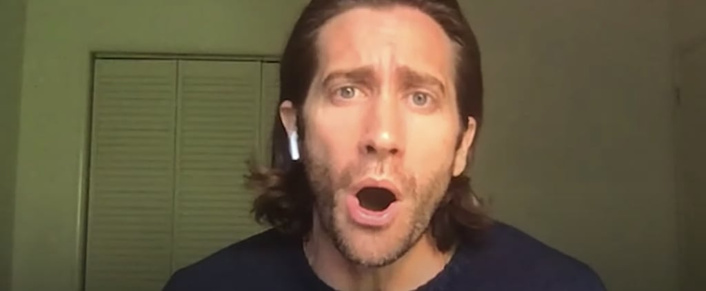 """Watch Jake Gyllenhaal Sing """"Move On"""" With Annaleigh Ashford"""