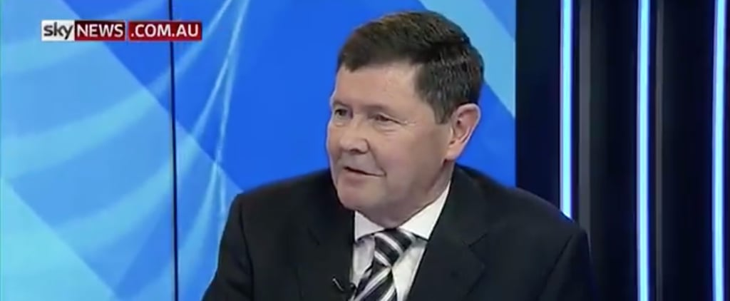 """Kevin Andrews Equated Same-Sex Couples to """"Affectionate Friends,"""" and We Can't Stop Shaking Our Heads"""