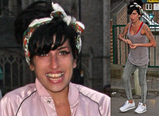 Photos Of Amy Winehouse, Who Has Been Denied A US Work Visa And Cancelled Her Appearance At Coachella, And Wants Blake Back