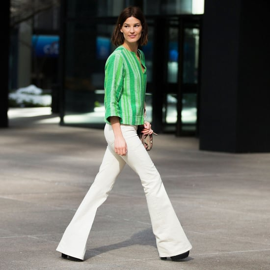 What Shoes to Wear With Flares