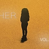 """Lights On"" by H.E.R."