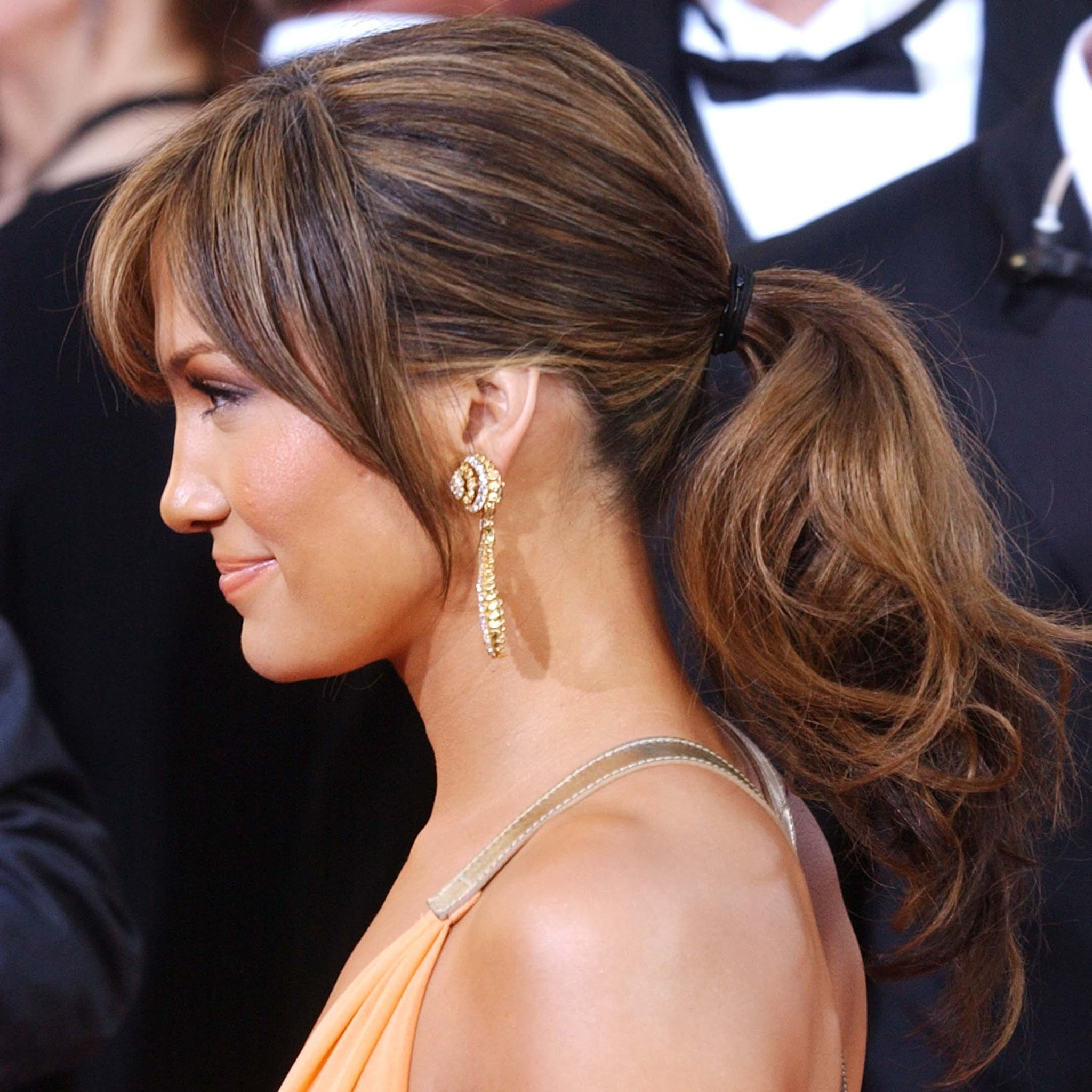 Jennifer Lopez Best Hair Color Highlights | POPSUGAR Beauty