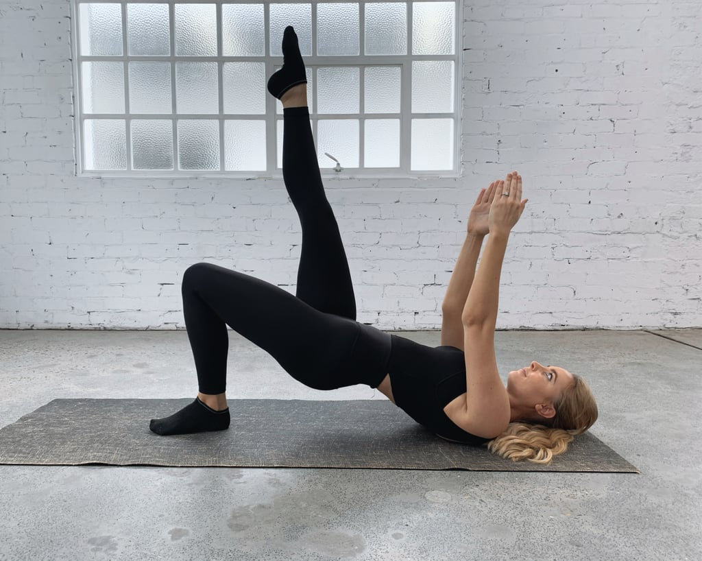 Extended Leg Hip Thrusters: