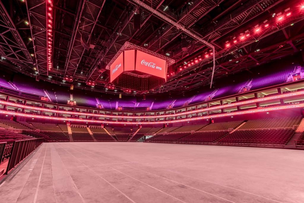 Dubai Coca-Cola Arena Opening Date Announced