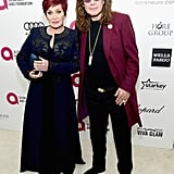 Sharon Osbourne and Ozzie Osbourne