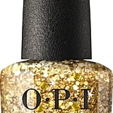 OPI The Nutcracker and Four Realms Collection in Gold Key to the Kingdom