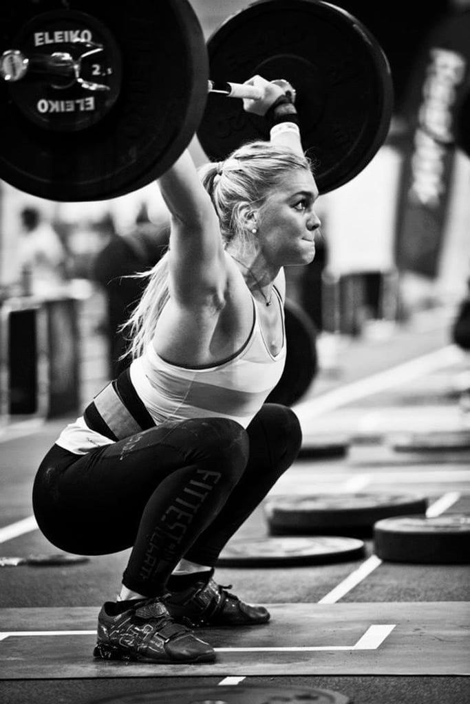 What CrossFit Competitor Katrin Davidsdottir Eats in a Day