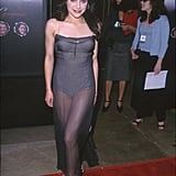 Brittany Murphy Vamped It Up . . .