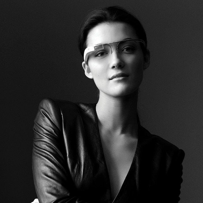 Google Glass in Detail