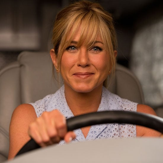 Jennifer Aniston Strips in We're the Millers Trailer