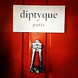 Diptyque held a launch this week, and Alison went along to check out the new-release prods from the luxe label. Their cute red door and door knocker? Totally required an Instagram post.