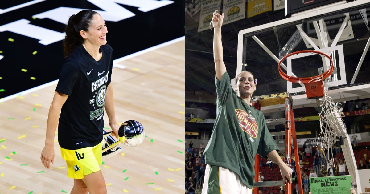 Sue Bird Won the 2020 WNBA Championship With the Seattle Storm, and She Just Made History