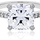 Tiffany & Co. Platinum Novo Square Cushion Diamond Engagement Ring