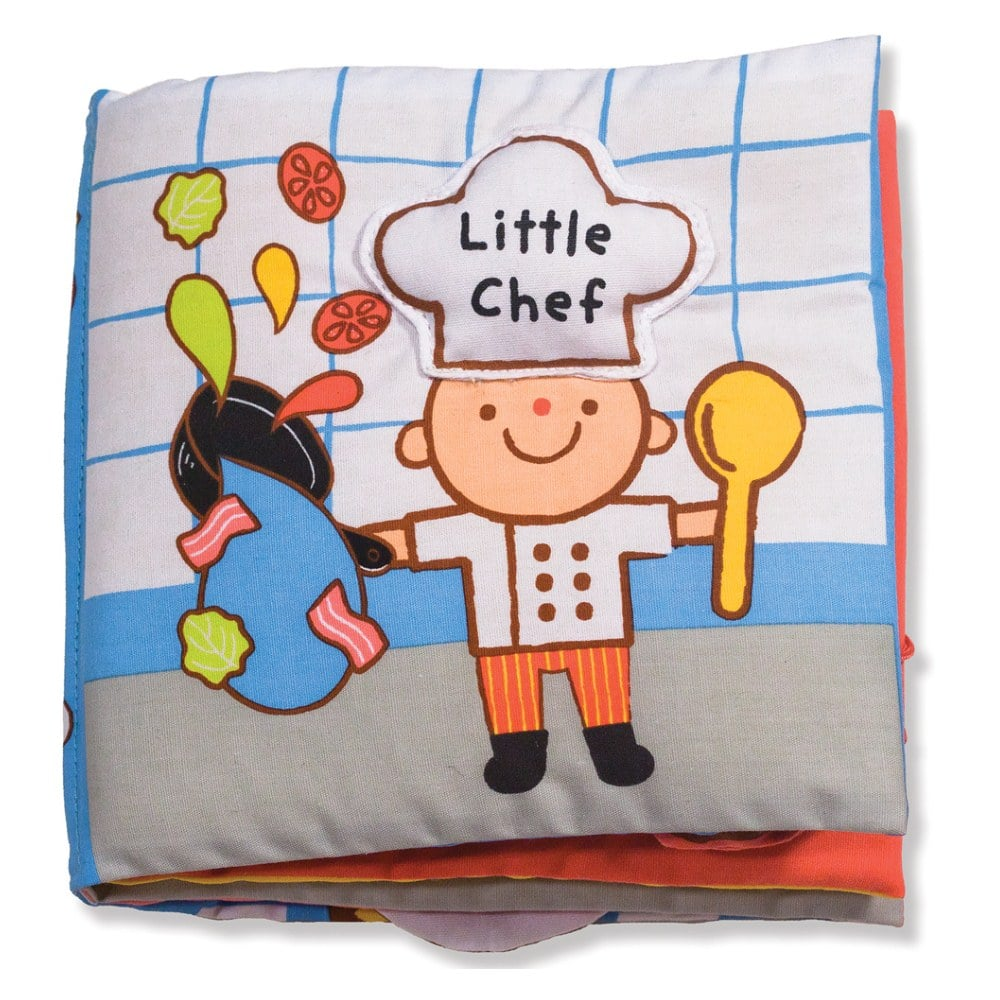 Little Chef Soft Activity Book