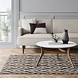 Diamond Tufted Rug