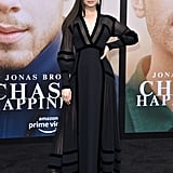 Sofia Carson at the Premiere of Chasing Happiness