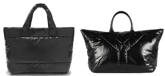 Chanel and YSL Nylon Bags