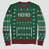 "Game of Thrones ""Ho Ho Hodor"" Sweater"
