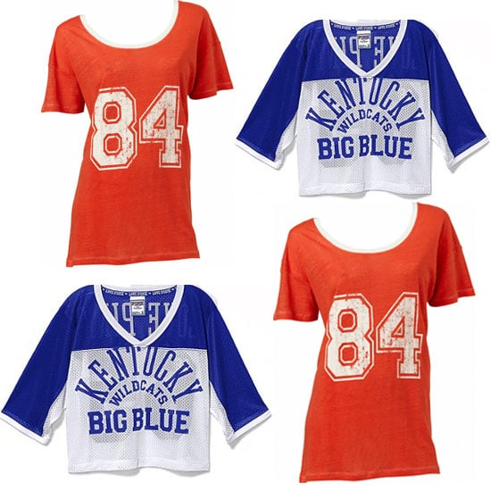 Desk-Bound Buys: Top Ten Varsity Jersey Tees